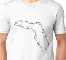 Cities of Florida 001 Unisex T-Shirt