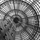 Shot Tower at Melbourne Central by Ian Lea
