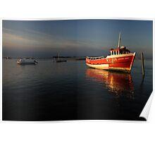 Harbour Light, Wells Next The Sea, Norfolk Poster
