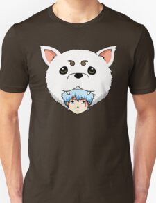 Gintama: Sakata Gintoki & Sadaharu Unisex T-Shirt