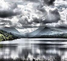 Llyn Padarn 2 by Craig Bradley