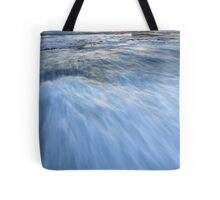 Run... Into the Sun... Tote Bag