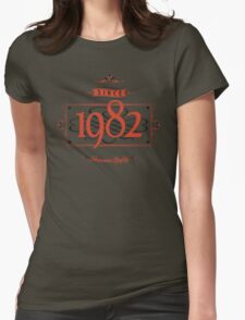Since 1982 (Red&Black) T-Shirt