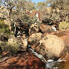John Forrest National Park - WaterFall by Stephen Horton