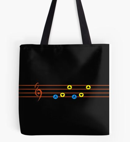 Song of Storms Tote Bag