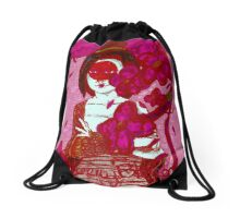 Bloom: Cherry Blossom Drawstring Bag