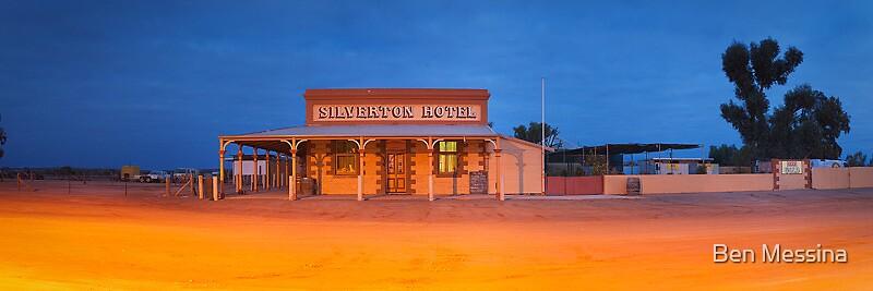 Silverton Hotel | Silverton | NSW by Ben Messina
