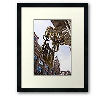 Barcelona 02 Framed Print