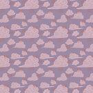 Violet Clouds by RenaInnocenti
