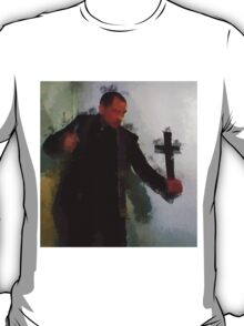 The Exorcist by Pierre Blanchard T-Shirt