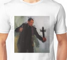 The Exorcist by Pierre Blanchard Unisex T-Shirt
