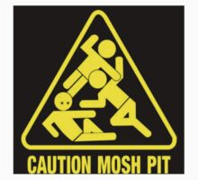 Mosh pit Kids Clothes