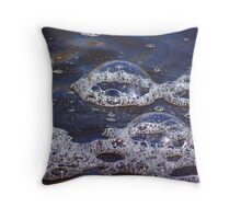 Campaspe Lace Throw Pillow