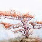 Autumn Tree by Bjorn Eek