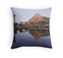 Bell Gorge Throw Pillow