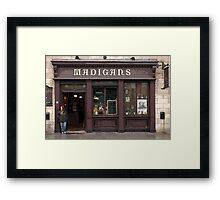 madigan's Framed Print