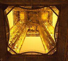 Under the Eiffel Tower by roadstopravda
