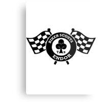 Ace Biker Scout Scout trooper Metal Print