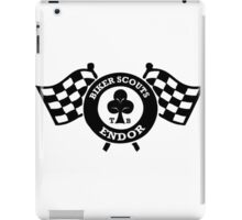 Ace Biker Scout Scout trooper iPad Case/Skin