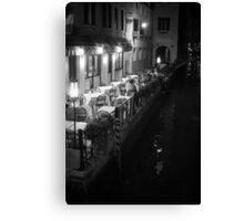Illumination - Venice Canvas Print