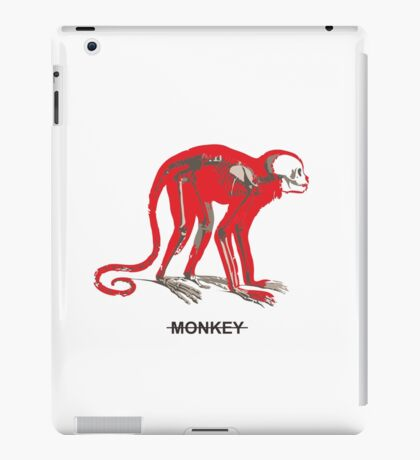 Animal - MONKEY iPad Case/Skin