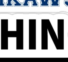 Its a RAMKAWSKY thing, you wouldn't understand Sticker
