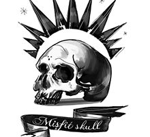 Mistic Skull  by What The Fandom