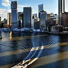 Brisbane River by Mark Malinowski
