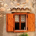 Krk window by Aleksandra Misic