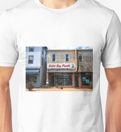 Flemington, NJ - Paint Shop Unisex T-Shirt
