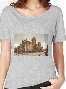 High Kirk of Edinburgh Women's Relaxed Fit T-Shirt