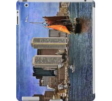 Sail Boston -Roseway iPad Case/Skin
