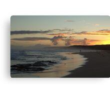Waitpinga Sunset Canvas Print