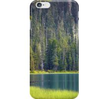 Lower Joffre Lake, Joffre Lake Provincial Park, British Columbia, Canada  iPhone Case/Skin