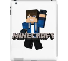 Steve Minecraft v1 iPad Case/Skin