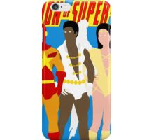 Legion of Super-Heroes Minimal 5 iPhone Case/Skin