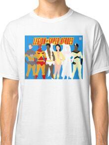 Legion of Super-Heroes Minimal 5 Classic T-Shirt
