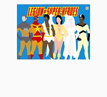 Legion of Super-Heroes Minimal 5 T-Shirt
