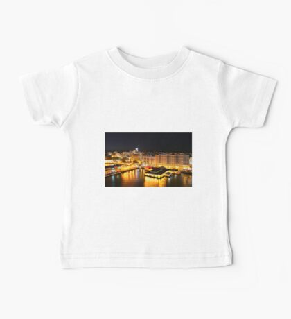 Night Time, San Juan, Puerto Rico Baby Tee