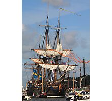 The Swedish Ship Götheborg Photographic Print