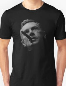 Dr Strlove - Black Transparency Unisex T-Shirt