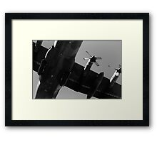 Coming In #2 - NSW Framed Print