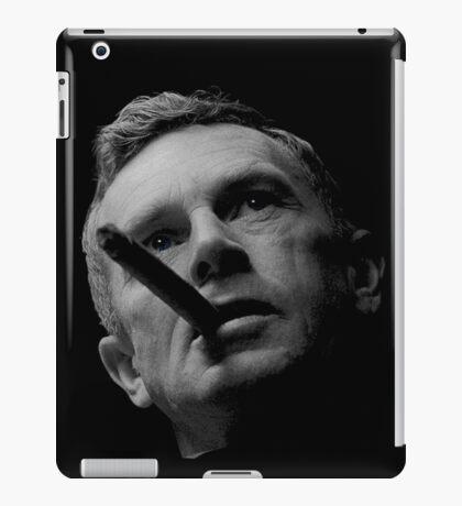 Dr Strlove - Black Transparency iPad Case/Skin