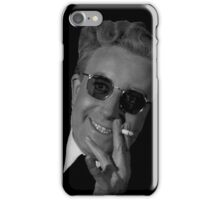 Dr Strangelove iPhone Case/Skin