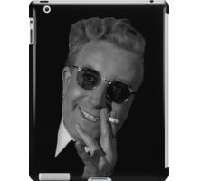 DrSLove - Black Transparency iPad Case/Skin