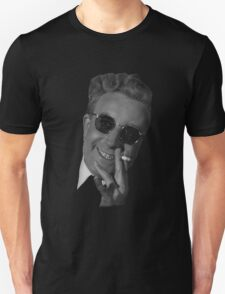 Dr Strangelove - Black Transparency T-Shirt