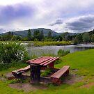 Calander,Scotland by Jim Wilson