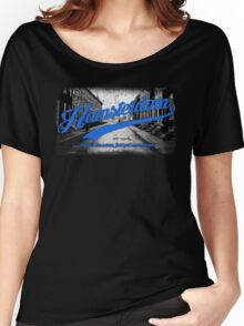 Hamsterdam - Cloud Nine Edition (Blue) Women's Relaxed Fit T-Shirt