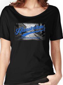Hamsterdam - Cloud Nine Edition (Blue) Women's Relaxed Fit T-Shirt