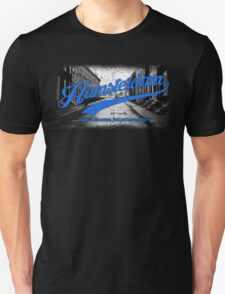 Hamsterdam - Cloud Nine Edition (Blue) Unisex T-Shirt